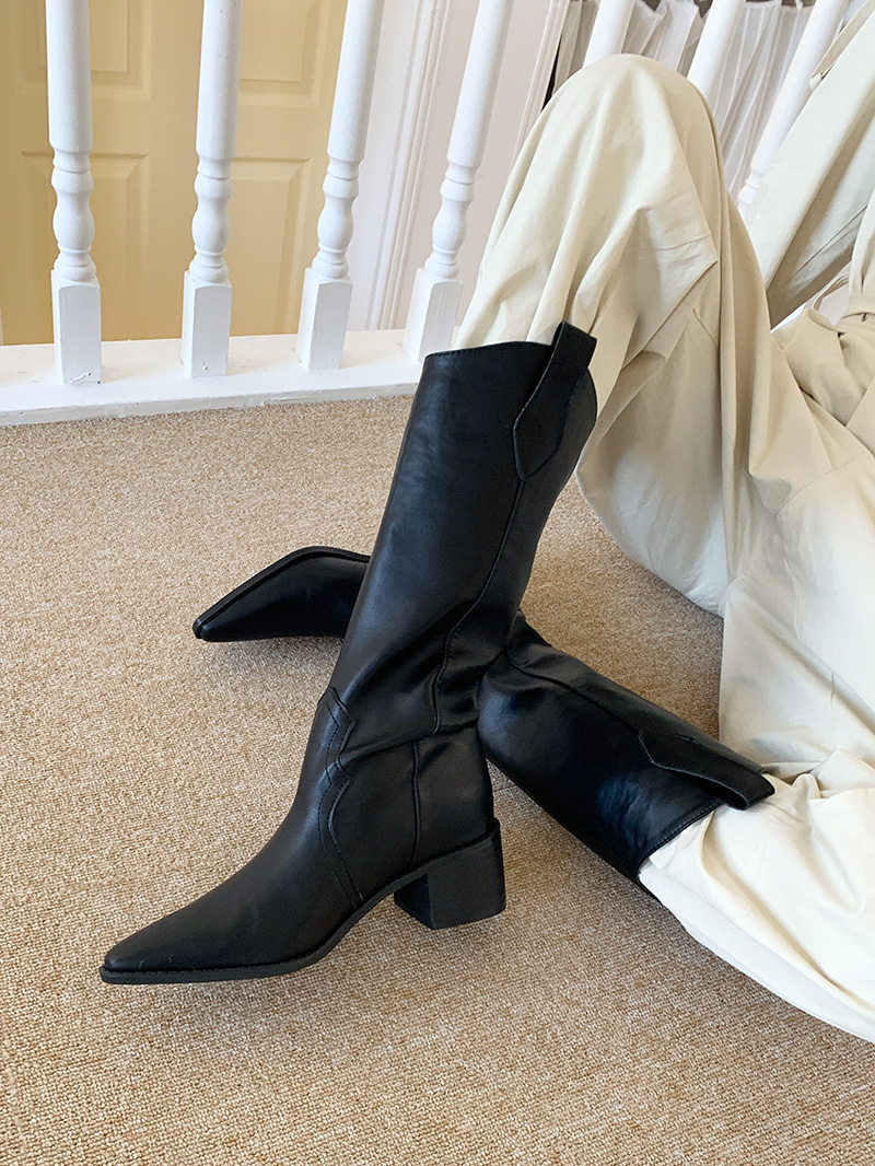 Tibo Western Boots-sh